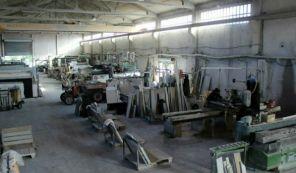 Exterior taller Marbres Vall, Sant Fruitós de Bages